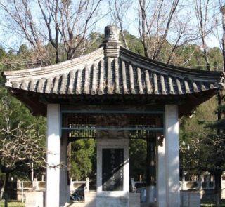 显龙山下孙岳墓