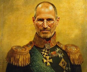 俄罗斯将军画像下的明星脸