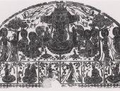 唐代绘画艺术专题展《唐 阿弥陀佛说法图》