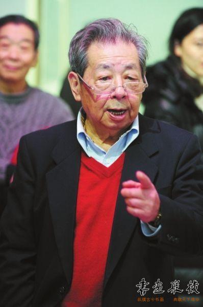 朱乃正。京华时报记者任峰涛摄