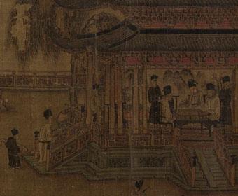 北宋 张先 十咏图 故宫博物院藏