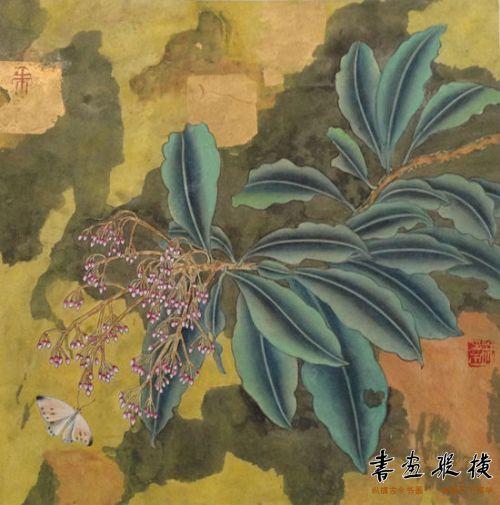 朱锦泽工笔画精品展