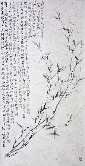 文人们用托物言情的方式与草木结下了不解之缘.从传世的画卷来看,