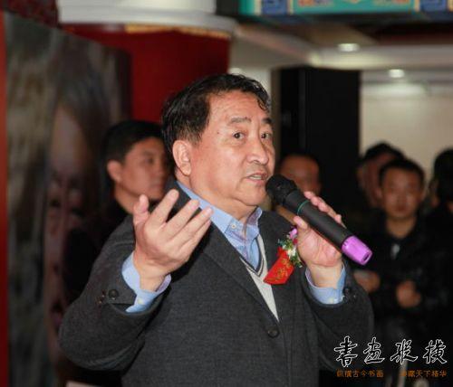 著名相声大师姜昆