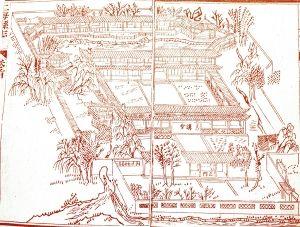 上海龙门书院图