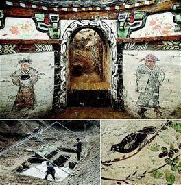 太原发现元代壁画墓 该墓葬或整体搬迁保护