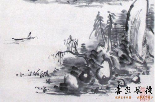 古风手绘景物怎么画
