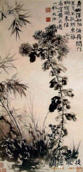 徐渭:自杀九次的大画家