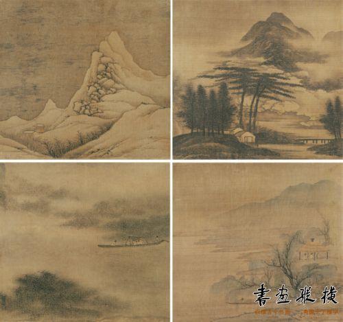 高岑(明崇祯-清康熙间,17世纪)