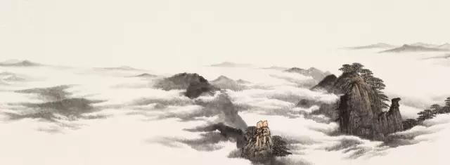 浴兰赋山——李长风百米山水画长卷《黄山胜境图》签名售书图片