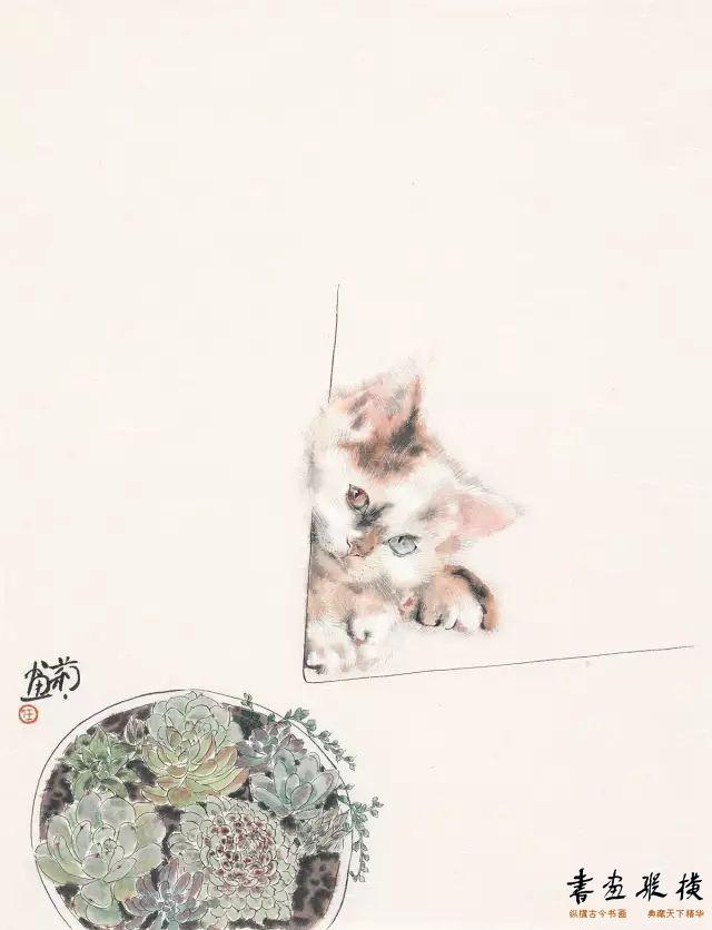【展讯】相见欢-任莉莉绘画作品展将在烟台开幕书画动态