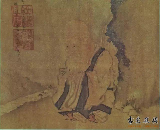 朱瞻基《寿星图》