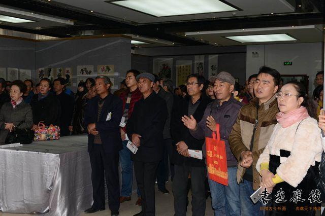 社会各界人士200余人参加了开展仪式