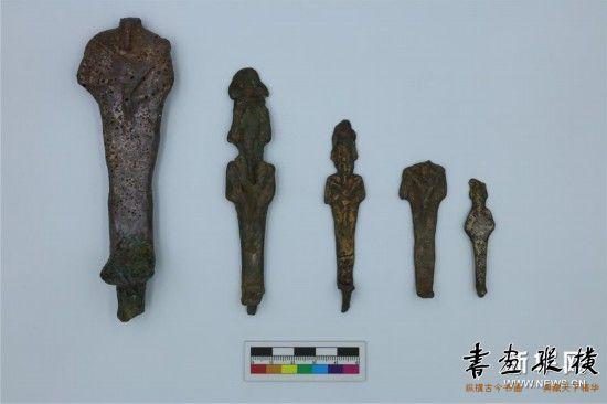 (国际·图文互动)(1)疫中考古——中国与埃及首次联合考古取得阶段性成果