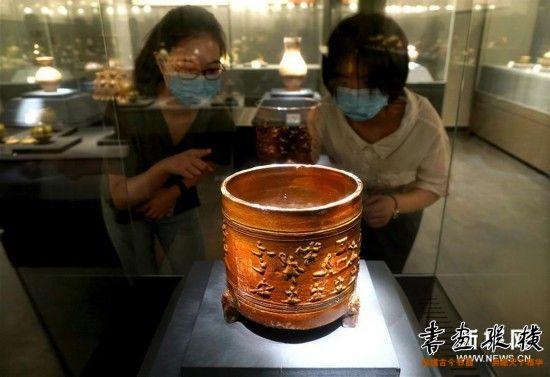 """(新华视界)(2)郑州:陶瓷文化讲述""""黄河故事"""""""