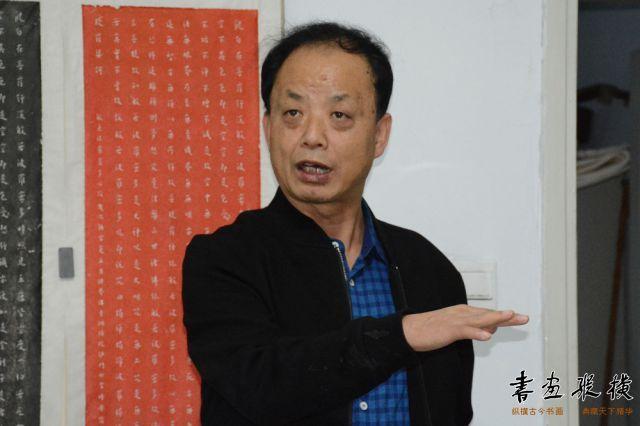 王元忠教授讲述碑帖文化对文字与文学影响